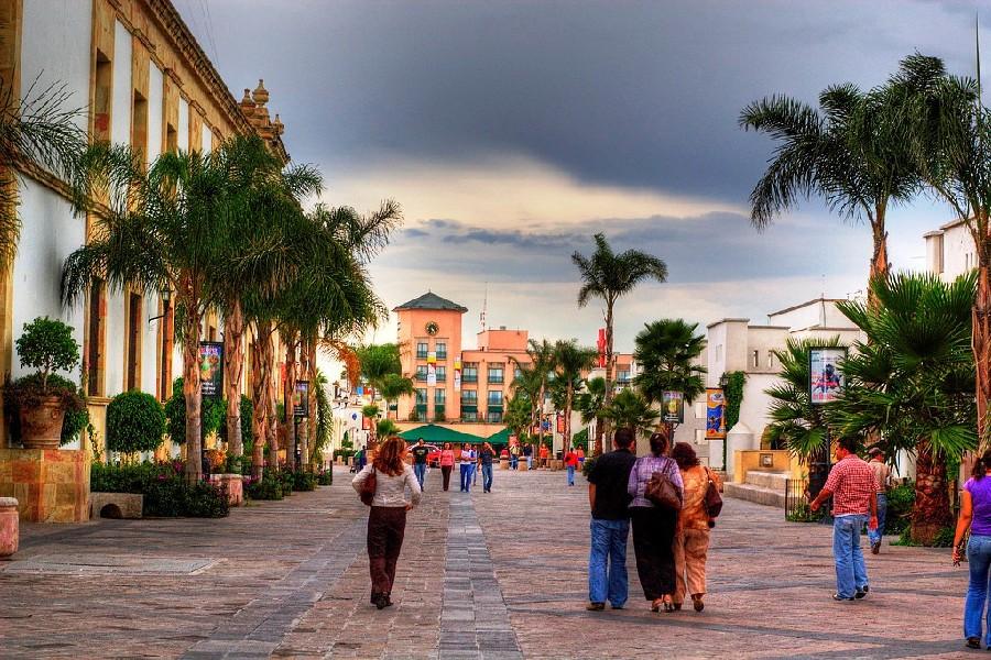 centro Histórico de la ciudad de Aguascalientes