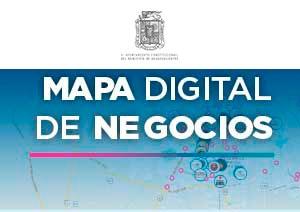 Mapa Digital de Negocios