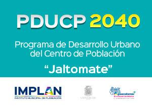 Consulta PDUCA 2040