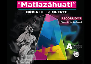 Diosa Matlazahuatl